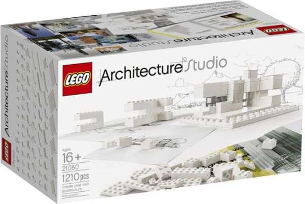 lego architecture studio 21050 modular brick. Black Bedroom Furniture Sets. Home Design Ideas