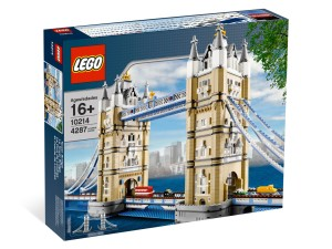 LEGO Tower Bridge 10214