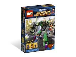 LEGO Superman Vs Power Armor Lex 6862