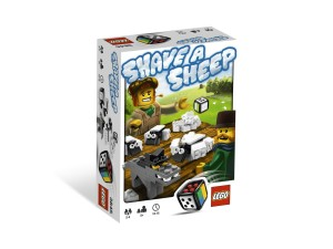 LEGO Game Shave a Sheep (Wild Wool) 3845