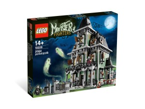 LEGO Haunted House 10228