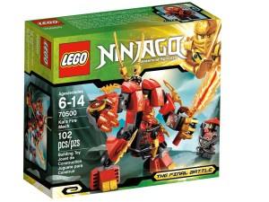 LEGO Ninjago Kai's Fire Mech 70500