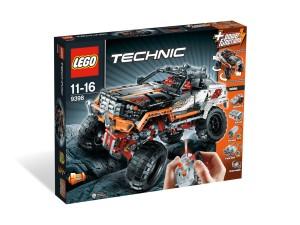 LEGO Technic 4×4 Crawler 9398
