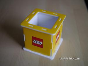 LEGO holder inside Star Wars Battle Pack 9488 & 9489