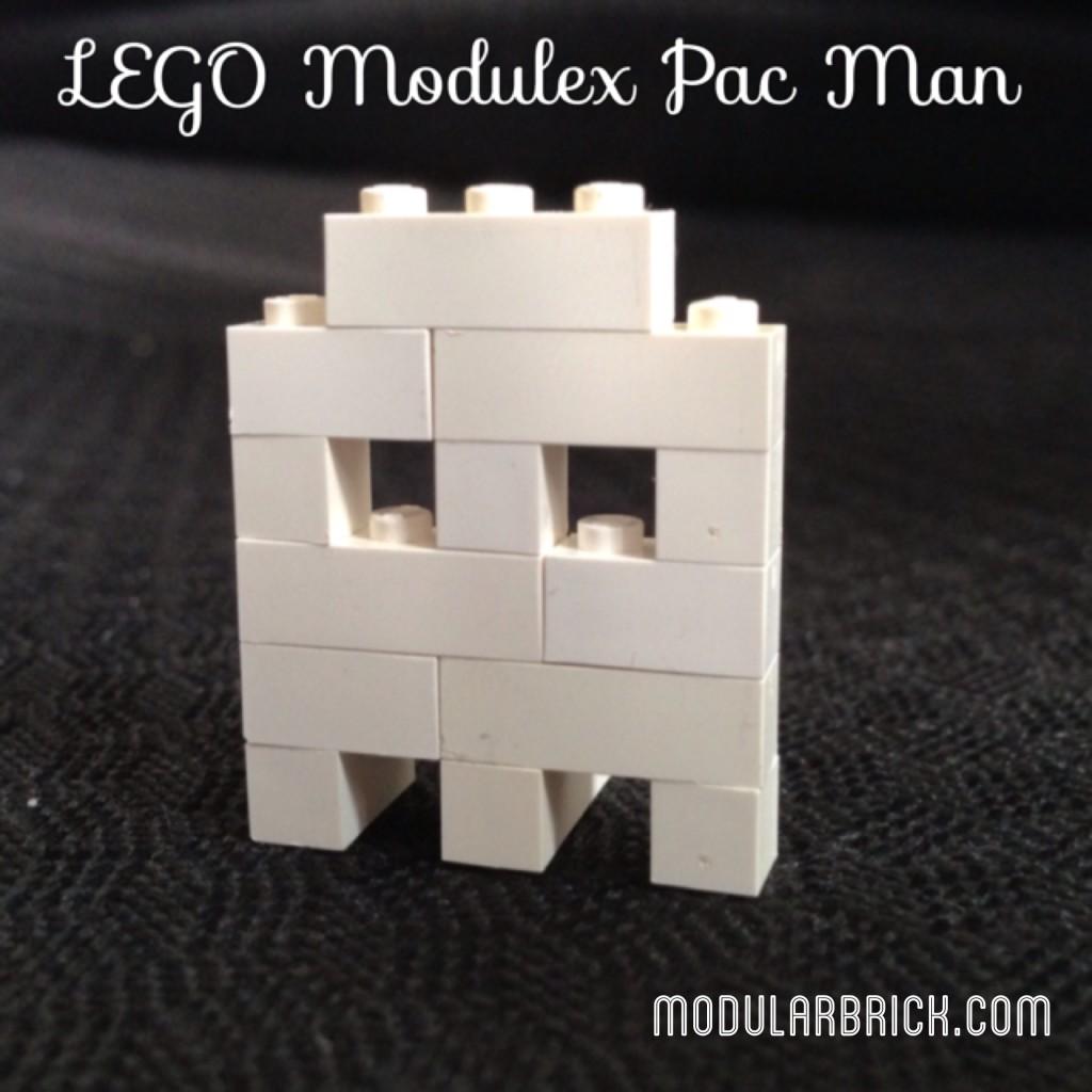 LEGO Modulex Pac Man-1