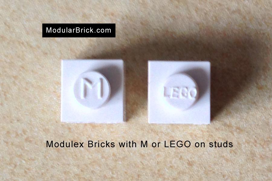 Modulex M LEGO Stud