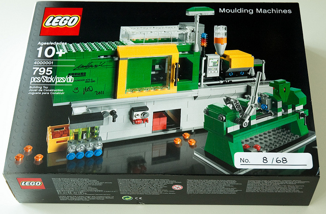Moulding Machines 4000001-1