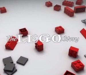 History of the LEGO company