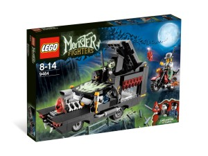 LEGO The Vampyre Hearse 9464