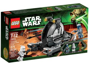 LEGO Star Wars Corporate Alliance Tank Droid 75015