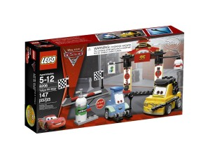LEGO Tokyo Pit Stop 8206