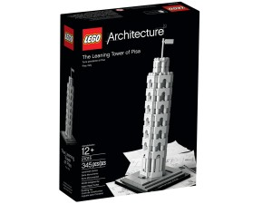LEGO The Leaning Tower of Pisa 21015