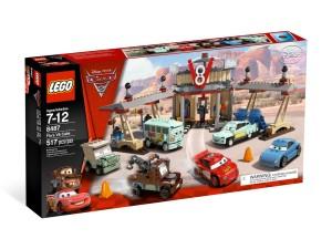 LEGO Flo's V8 Cafe 8487
