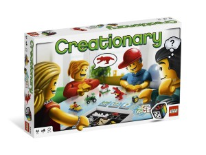 LEGO Game Creationary 3844
