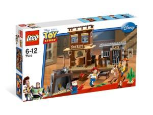 LEGO Woody's Roundup! 7594