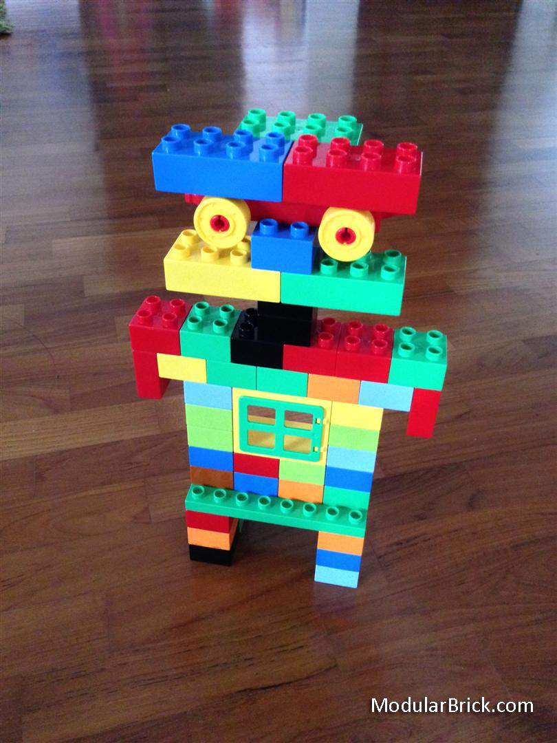 Как из конструктора сделать робота