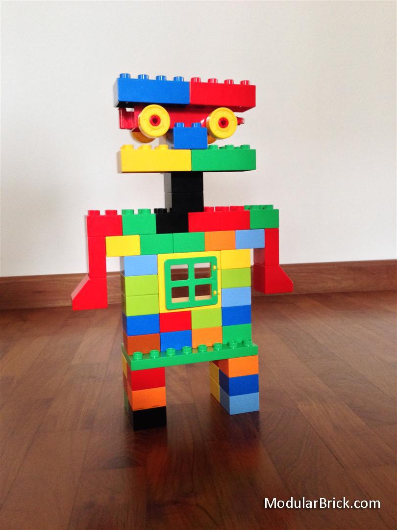 LEGO Duplo Robot Modular Brick